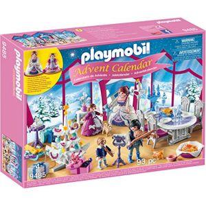 Playmobil Christmas La magie de Noël 9485 Calendrier de l'Avent Bal de Noël salon de Cristal