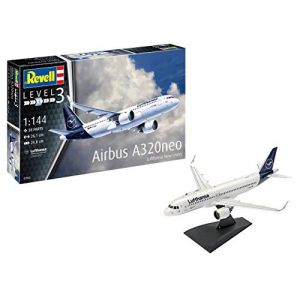 Revell Maquette avion : Airbus A320 Neo Lufthansa