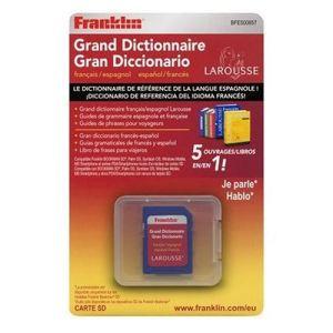 BFE-500857 - Carte MMC Grand Dictionnaire Larousse Français-Espagnol [Windows]