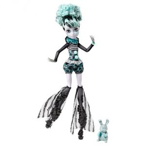 Mattel Monster High Twyla Freak du Chic