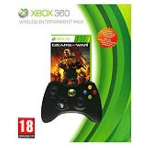 Microsoft Manette sans fil pour Xbox 360 + Gears of War : Judgment