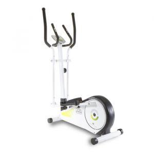 Tecnovita by bh Vitacross Yc200 Vélo elliptique. Volant d inertie de 7kg. Frein magnétique. Foulée 33cm. Repose pieds Xxl. Blanc