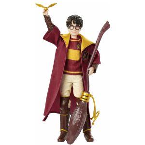 Mattel Poupée Quidditch Harry Potter