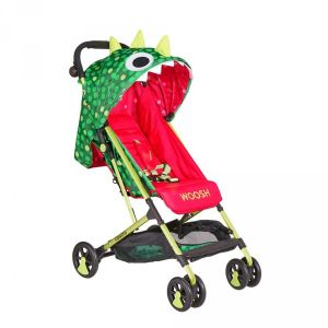 Cosatto Poussette Woosh Dino Mighty CT3895 - Vert