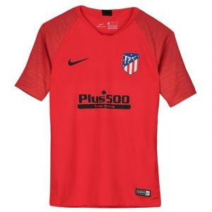 Nike Haut de footballà manches courtes Breathe Atlético de Madrid Strike pour Enfant plus âgé - Rouge - Taille S - Unisex