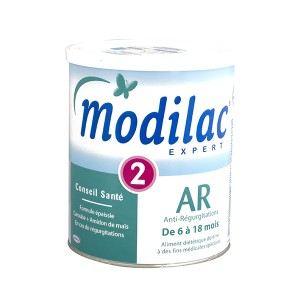 Modilac Lait Anti-regurgitation 2ème âge 900g - de 6 à 12 mois