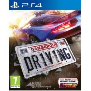 Dangerous Driving [PS4]
