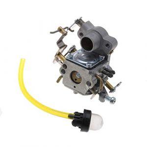 Jardiaffaires Carburateur adaptable pour tronçonneuse Mc Culloch remplace Zama C1M-W26B