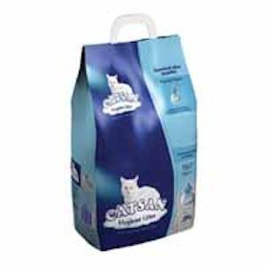 Catsan Hygiène Plus 20 L - Litière pour chat