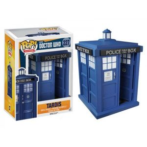 Funko Figurine Pop! Doctor Who : Tardis Oversize
