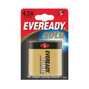 Eveready Gold Pile alcaline 4,5V vendu par 1
