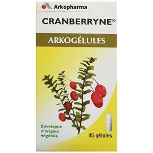 Arkopharma Arkogélules - Cranberryne, 45 gélules