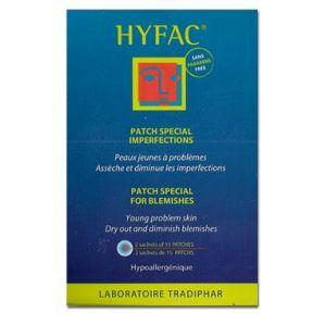 Hyfac Patch anti-imperfections, 2x15 unités