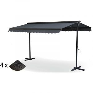 store banne 3x3 comparer 937 offres. Black Bedroom Furniture Sets. Home Design Ideas