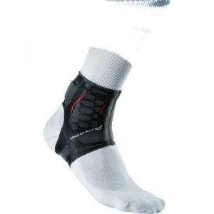 McDavid Mc-david Elite Runners Therapy Achilles Sleeve - Black - Taille L