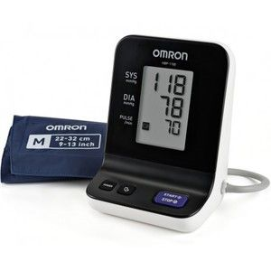 Omron hbp 1100 - Tensiomètre automatique à bras