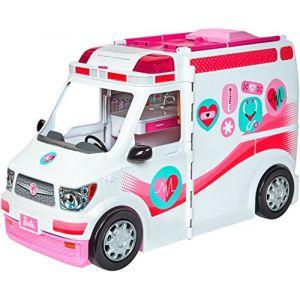 Mattel Barbie - Véhicule médical