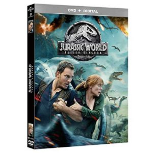 Jurassic World: Fallen Kingdom DVD [DVD + Digital] [DVD]