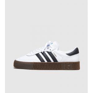Adidas Sambarose W, de Fitness Femme, Blanc (Ftwbla/Negbás/Gum5 000), 38 EU