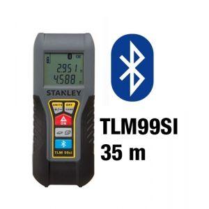 Stanley TLM99SI - Télémètre laser Bluetooth 35m bluetooth