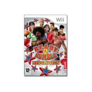 Ready To Rumble: Revolution (Wii) [Import anglais] [Wii]