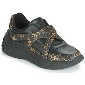 Guess Baskets basses STAYCEE Noir - Taille 36,37,38,39,40,41