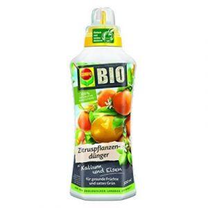 Compo 22245 Engrais Biologique Pour Plants Agrumes 500 Ml