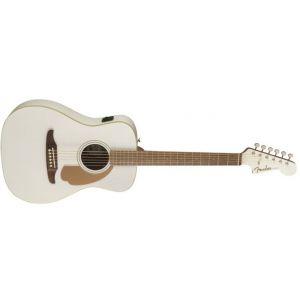 Fender Malibu Player Artic Gold guitare électro-acoustique