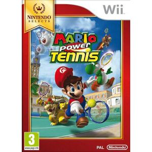 Mario Power Tennis [Wii]
