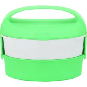 Image de G.Lunch Lunch box Bento 1.3L Vert Fluo