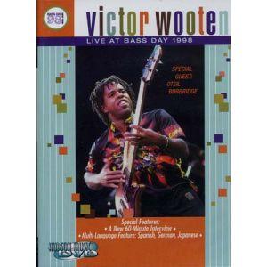 Hal Leonard Wooten Victor - Live Bass Day 1998