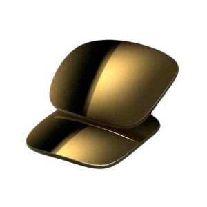 Oakley Pièces détachées Holbrook Replacement Lenses - Taille 24K Iridium/CAT3
