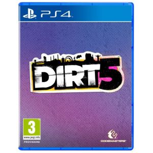 Dirt 5 Day One Edition [PS4]