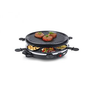 Princess 2110399 - Grill Party Raclette pour 6 personnes