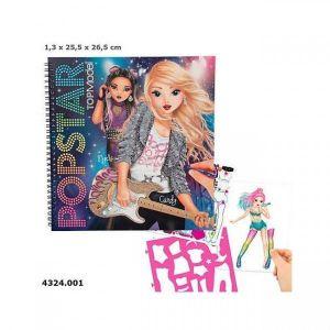 Kontiki Top Model - Album Popstar