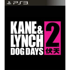 Kane & Lynch 2 : Dog Days [PS3]