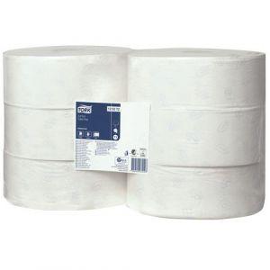 Tork Papier toilette Mini Jumbo double épaisseur Advanced - Carton 12 rouleaux 170 m