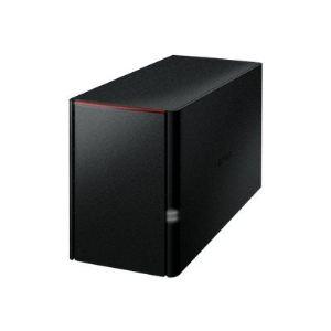 Buffalo LS220DE-EU - Serveur NAS LinkStation 220 2 baies Ethernet (sans HDD)