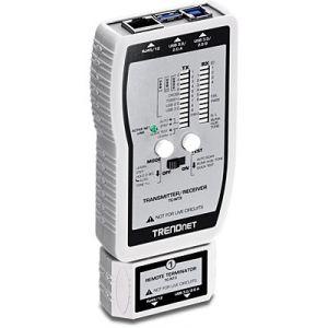 TrendNet TC-NT3 - Testeur de câble USB, Voice, Data, Video