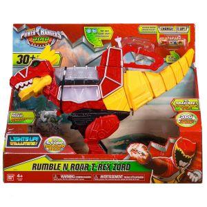 Bandai Power Rangers DX Zord T-Rex Électronique