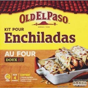 Old el paso Kit pour Enchiladas - La boîte de 657g