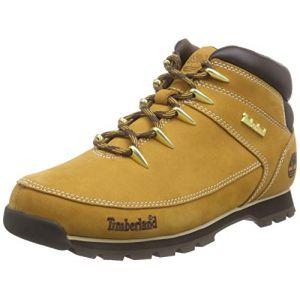 Timberland Euro Sprint Hiker, Bottes Chukka Homme, Braun (Wheat), 45.5