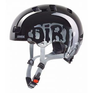 Uvex Casque Junior Kid 3 Dirtbike Black T51-55