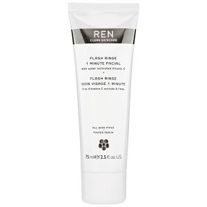 REN Flash Rinse - Soin visage 1 minute