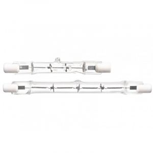 Sylvania Tube halogène R7S - 120 W - 118 mm - Halogène capsule, tube