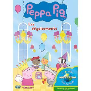 Peppa Pig : Les déguisements