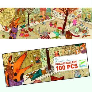 Djeco Gallery Paris - Puzzle 100 pièces
