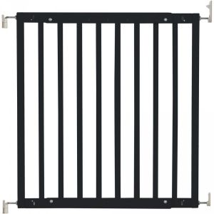 Badabulle Barrière de sécurité color pop 63 et 103,5 cm noir
