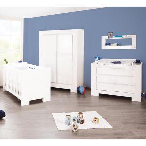 Chambre blanc laque brillant - Comparer 101 offres