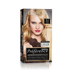 L'Oréal Préférence Infinia Blondes X/8.3 Oslo - Blond Clair Doré